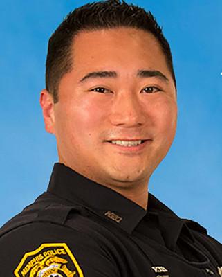 Police Officer Jimmie Alexander Shindler