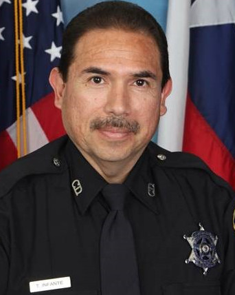 Sergeant Tomas Infante, Sr. | Harris County Constable's Office - Precinct 6, Texas