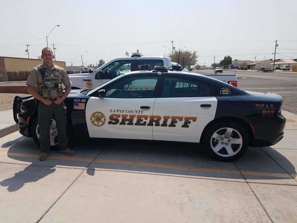 Sergeant Michael D. Rudd | La Paz County Sheriff's Office, Arizona