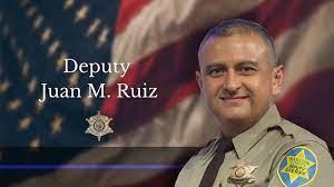 Deputy Sheriff Juan Miguel Ruiz   Maricopa County Sheriff's Office, Arizona
