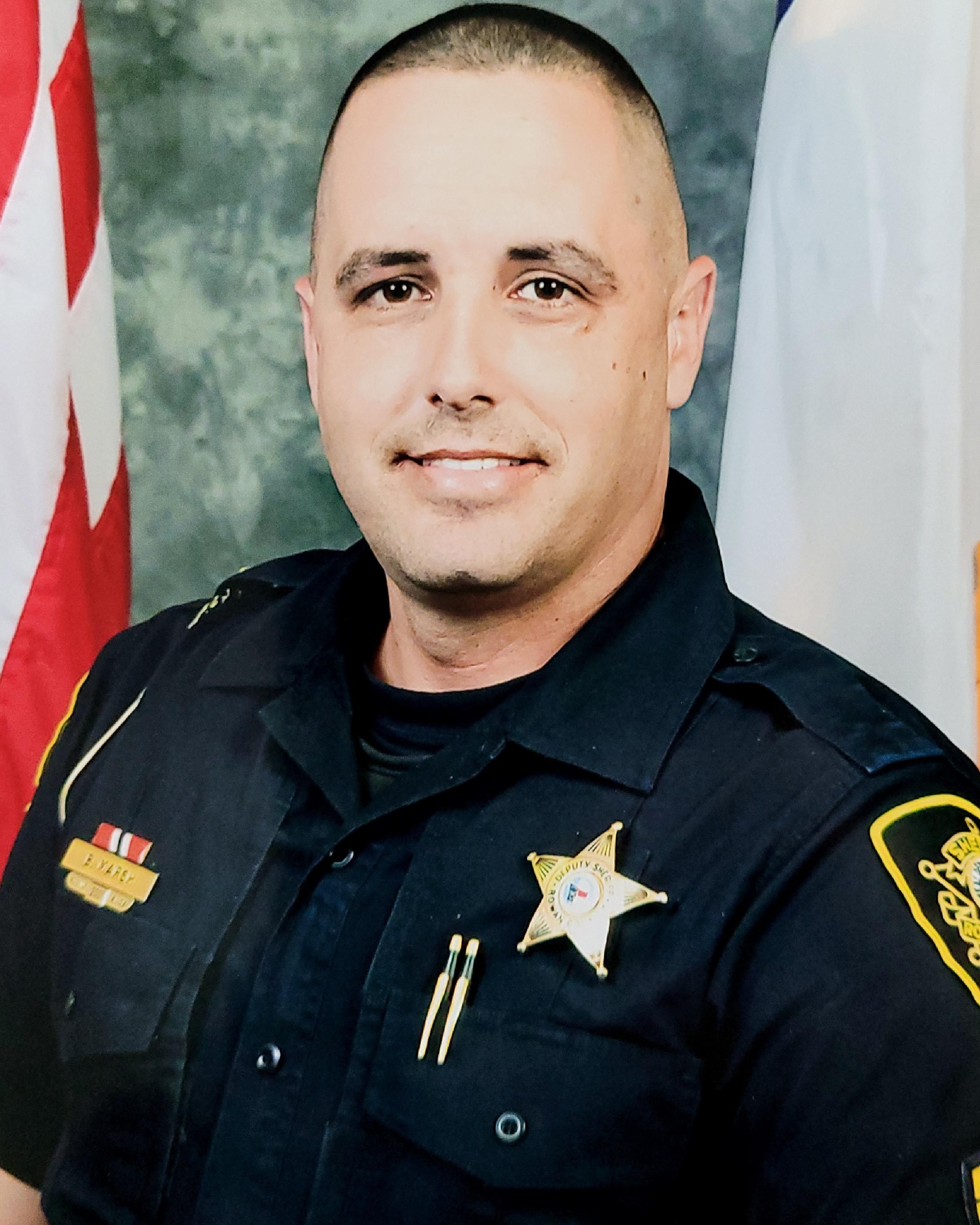 Master Deputy William Edward Marsh | Rowan County Sheriff's Office, North Carolina