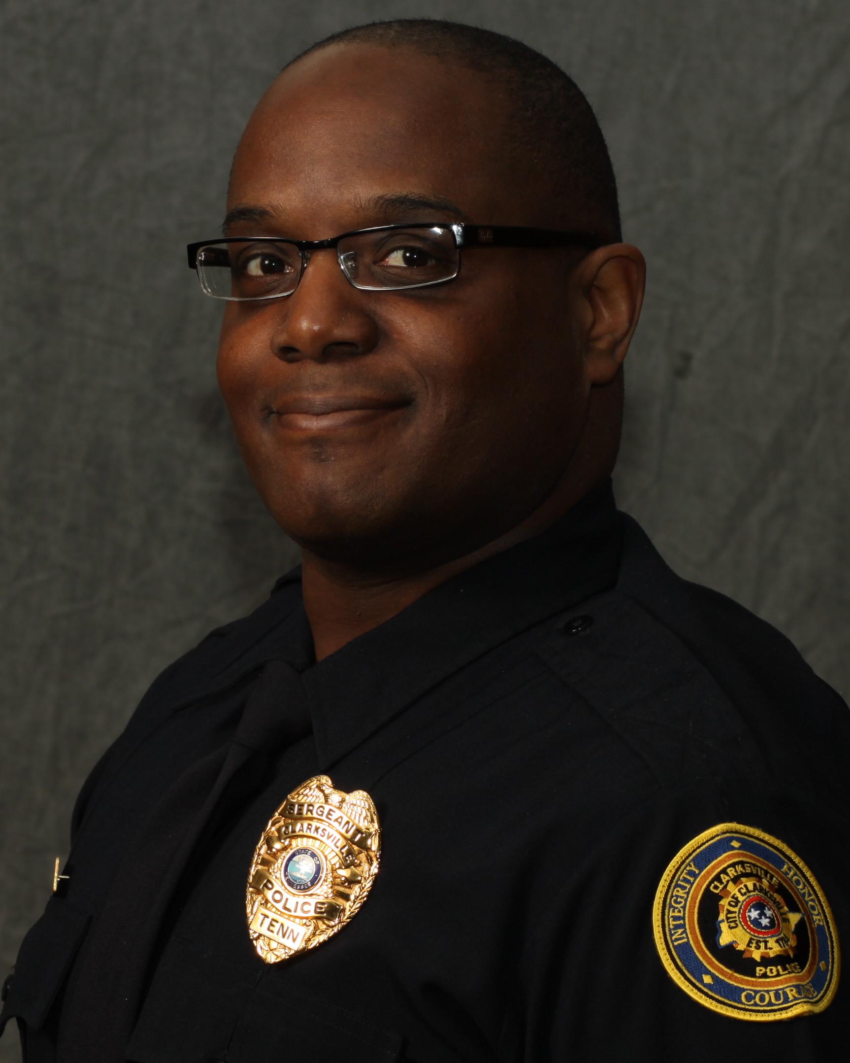 Sergeant David Miller | Clarksville Police Department, Tennessee