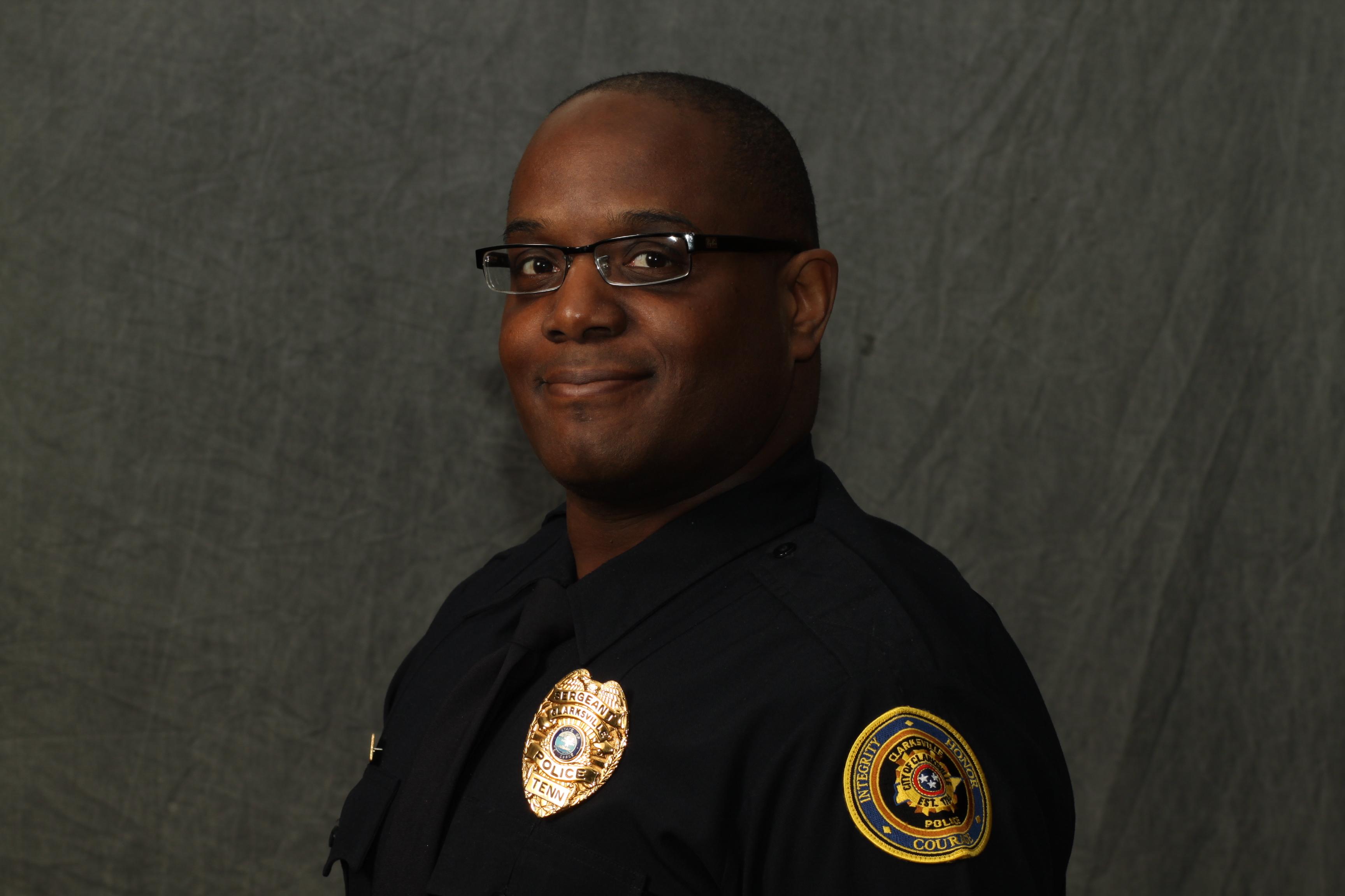 Sergeant David Miller   Clarksville Police Department, Tennessee