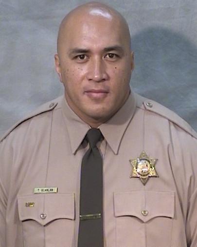 Correctional Officer IV Toamalama Scanlan | Fresno County Sheriff's Office, California