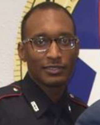 Deputy Constable Kareem Atkins