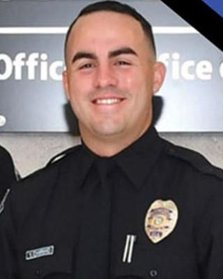 Police Officer Yandy Chirino