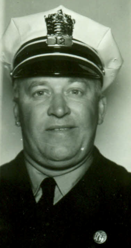Patrolman Raymond T. Bustard | Montclair Police Department, New Jersey
