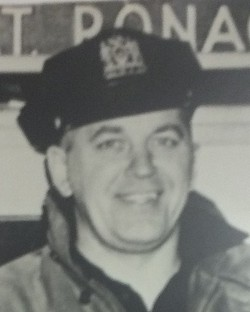 Patrolman Stanley Butch | New York City Police Department, New York