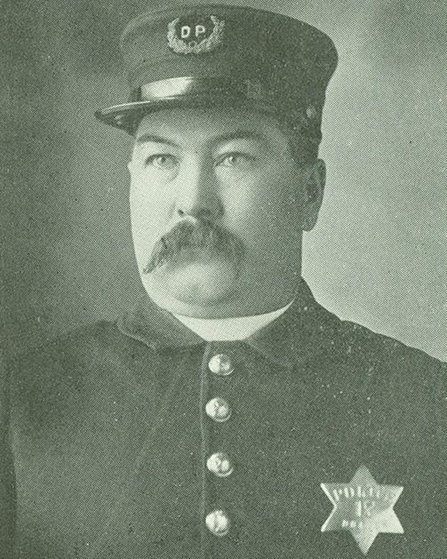 Sergeant David A. Butchart   Duluth Police Department, Minnesota