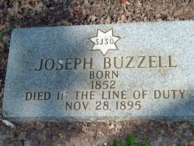 Deputy Sheriff Joseph Buzzell   San Joaquin County Sheriff's Office, California