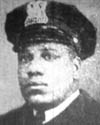 Patrolman Ezra Caldwell   Chicago Police Department, Illinois