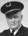 Chief of Police Chester Arthur Calkins   O'Neill Police Department, Nebraska