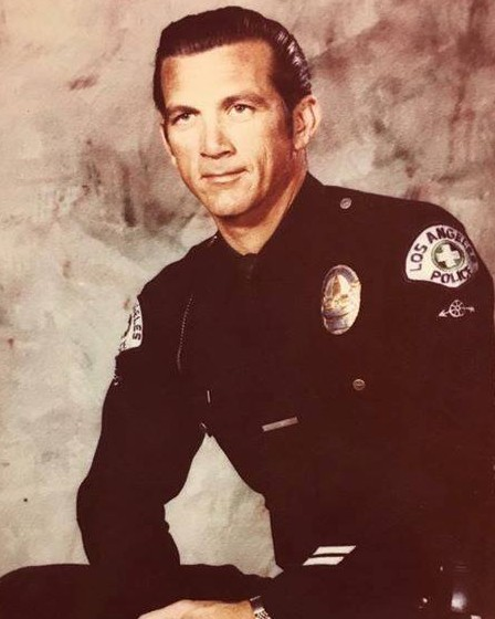 Policeman Charles Christopher Caraccilo | Los Angeles Police Department, California
