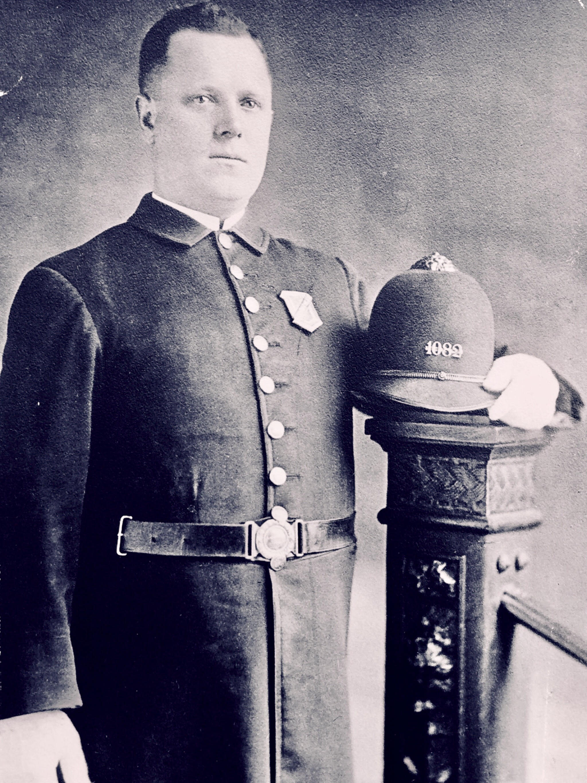 Patrolman Patrick J. Carr | Boston Police Department, Massachusetts