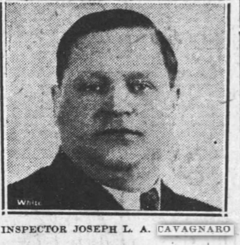 Lieutenant Joseph L. A. Cavagnaro | Boston Police Department, Massachusetts