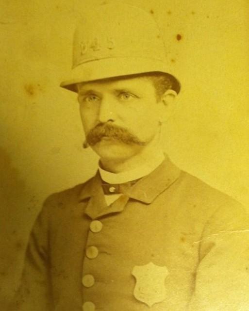 Policeman John Chambers | Philadelphia Police Department, Pennsylvania