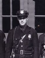 Patrolman Clarence Cerill Chance | Cuyahoga Falls Police Department, Ohio