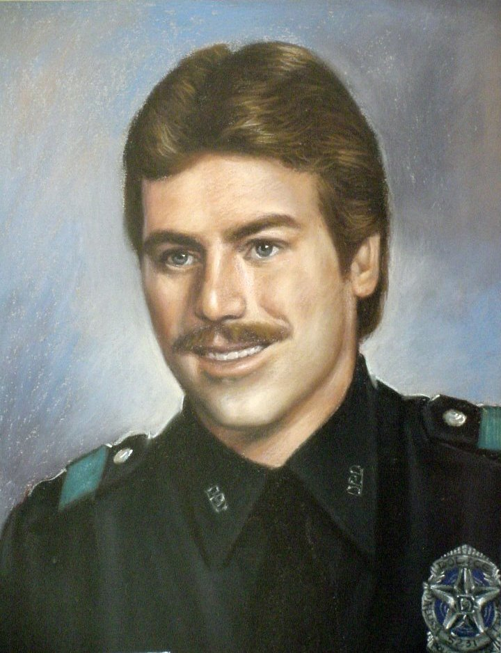 Officer John Glenn Chase | Dallas Police Department, Texas
