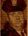 Patrolman William Frank Chasteen   Greenville Police Department, South Carolina