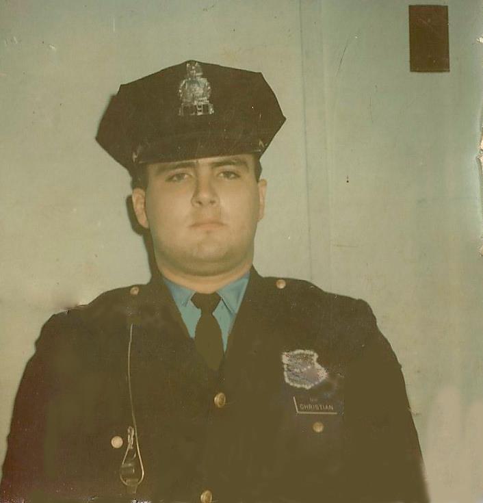 Detective Corporal John Robert Christian, Jr. | Harrisburg Police Bureau, Pennsylvania