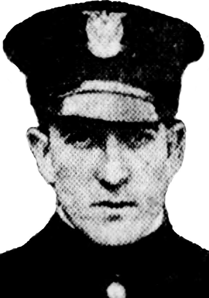 Patrolman George E. Clark   Dayton Police Department, Ohio