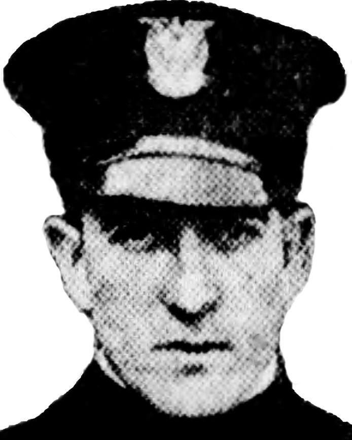 Patrolman George E. Clark | Dayton Police Department, Ohio