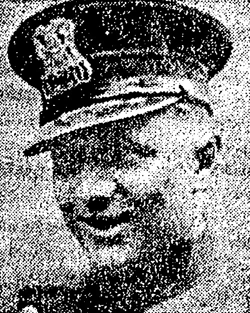 Patrolman Edward J. Cleary | Chicago Police Department, Illinois
