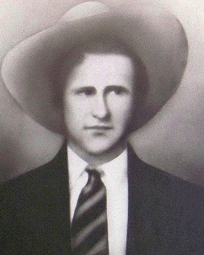 Deputy Sheriff J. M. Clifton | Lea County Sheriff's Office, New Mexico