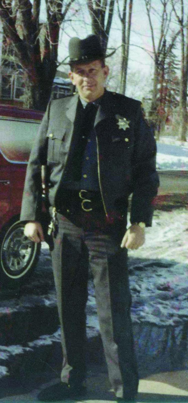 Sergeant Investigator Carl L. Clingerman | Wayne County Sheriff's Office, New York