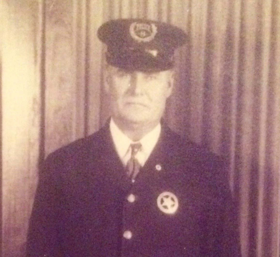 Patrolman Henry Cobb   Bartlesville Police Department, Oklahoma