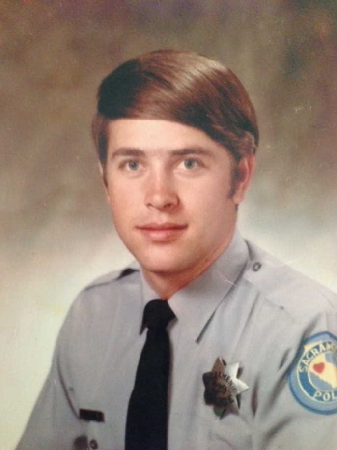 Police Officer Andrew Lee Collins | Sacramento Police Department, California