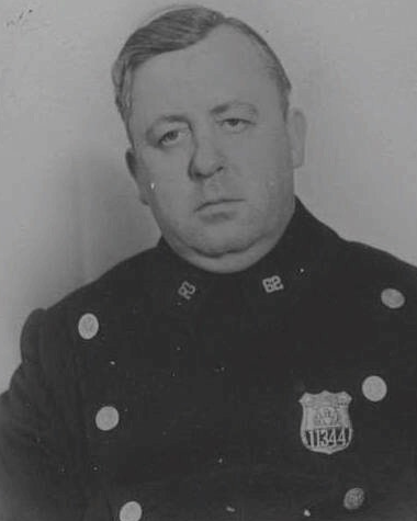Patrolman James P. Collins | New York City Police Department, New York