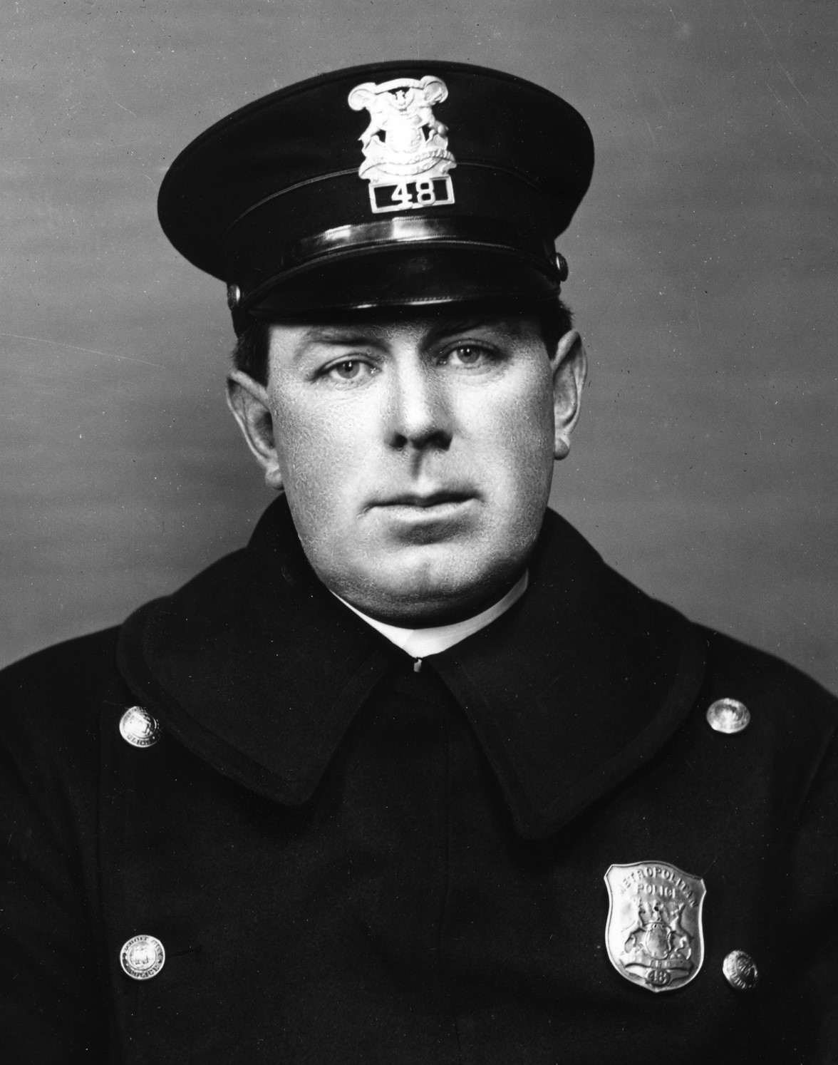 Sergeant Thomas J. Collins | Detroit Police Department, Michigan