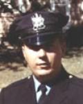 Patrolman Richard H. Conklin | South Plainfield Police Department, New Jersey
