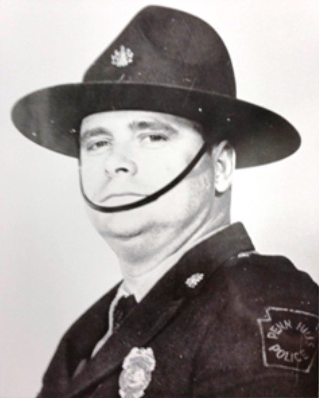 Patrolman Bartley J. Connolly, Jr. | Penn Hills Township Police Department, Pennsylvania