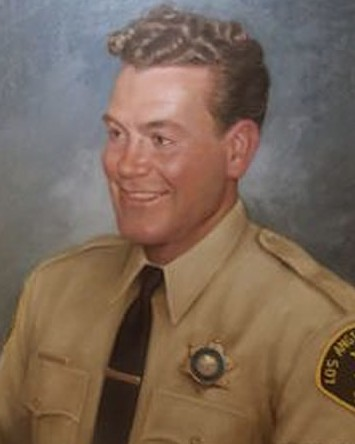 Reserve Deputy Lloyd G. Constantine | Los Angeles County Sheriff's Department, California