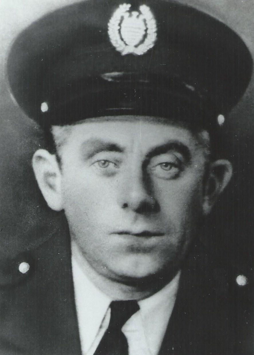 Patrolman Edward M. Conway | Pittsburgh Bureau of Police, Pennsylvania
