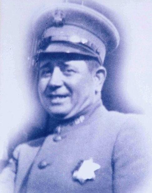 Police Officer Albert D. Coturri | San Bruno Police Department, California