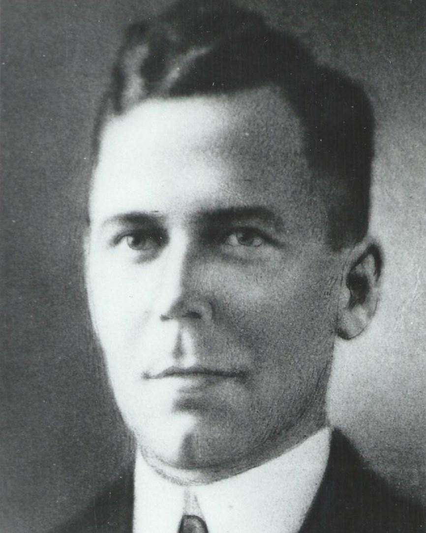Patrolman Edward George Couch | Pittsburgh Bureau of Police, Pennsylvania
