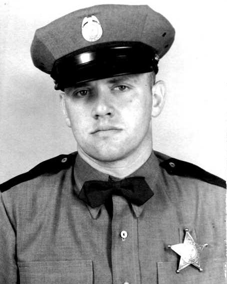Trooper Dale Benjamin Courtney | Oregon State Police, Oregon
