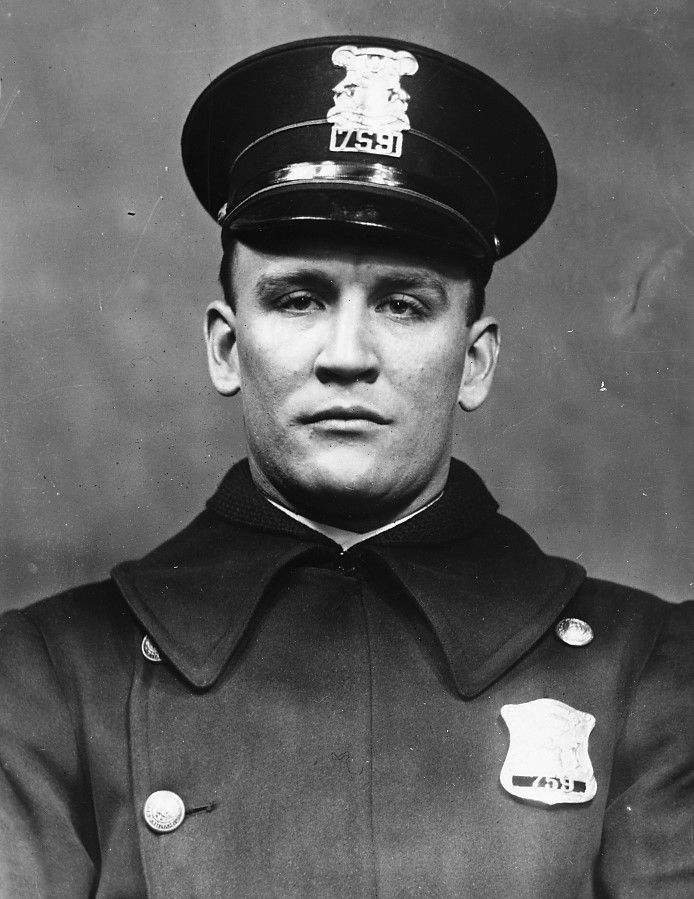 Detective David E. Coy | Detroit Police Department, Michigan
