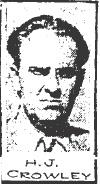Policeman Hugh A. Crowley | Los Angeles Police Department, California