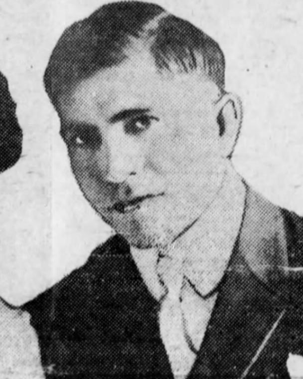 Patrolman C. LeRoy Damron   Bonner Springs Police Department, Kansas