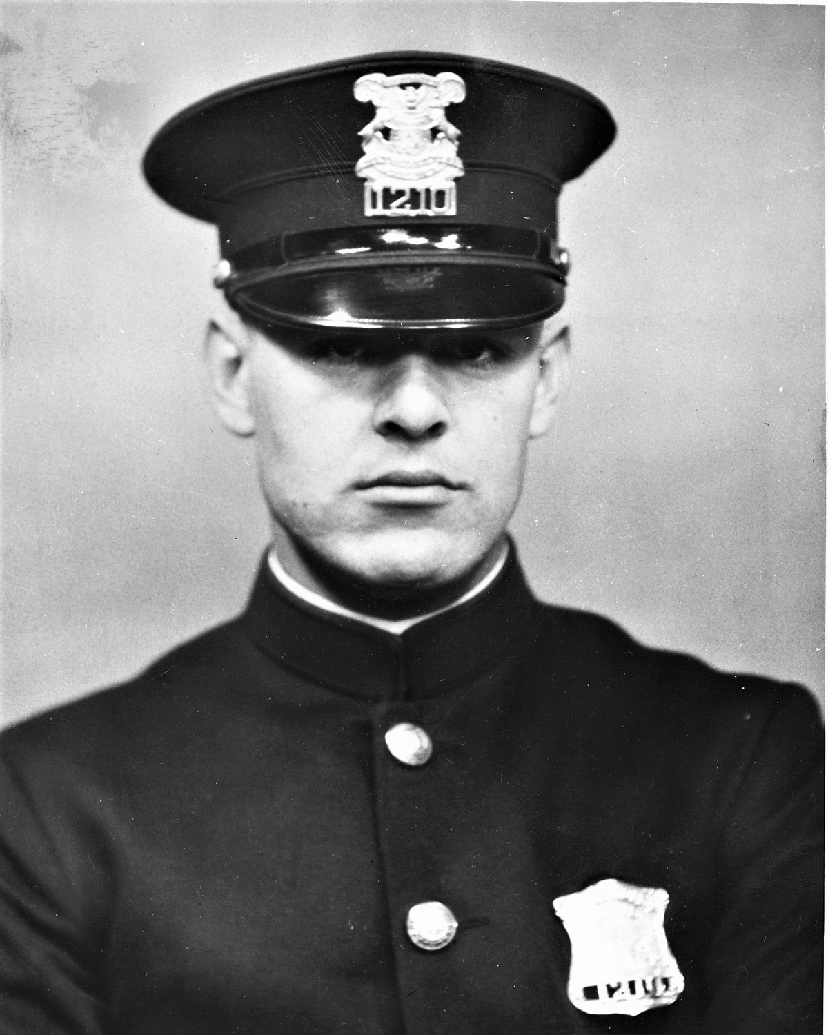 Police Officer Walter L. Darsee | Detroit Police Department, Michigan