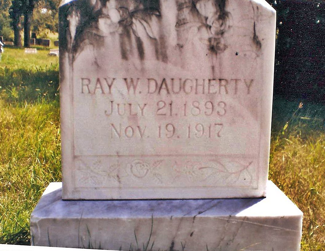 Special Agent Ray Watson Daugherty | Union Pacific Railroad Police Department, Railroad Police