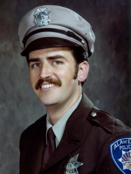 Officer Robert James Davey, Jr. | Alameda Police Department, California