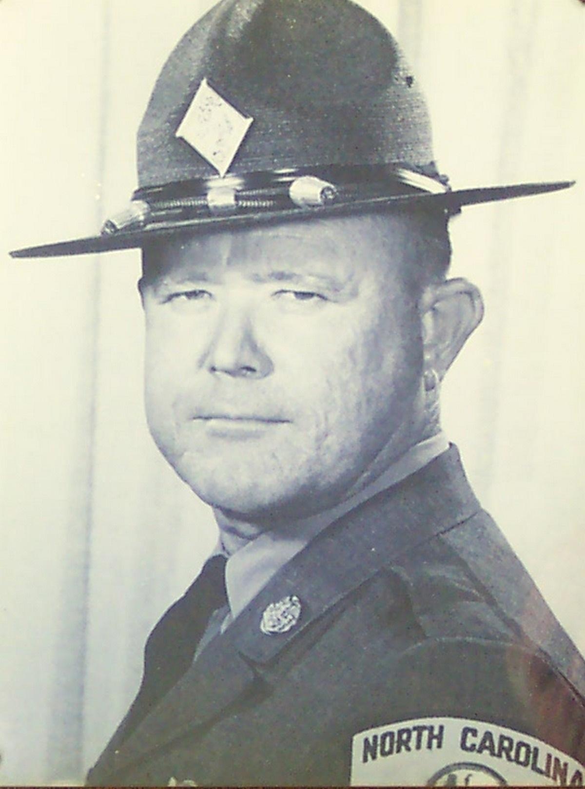 Patrolman Guy Thomas Davis, Jr. | North Carolina Highway Patrol, North Carolina