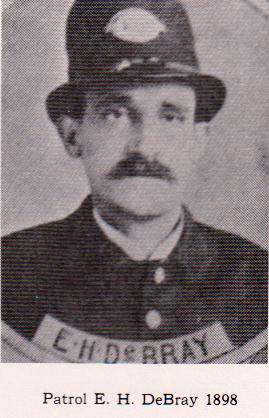 Police Officer Edward H. DeBray | Atlanta Police Department, Georgia