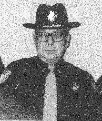 Patrolman Donald V. DeFord | Lincoln Township Police Department, Michigan