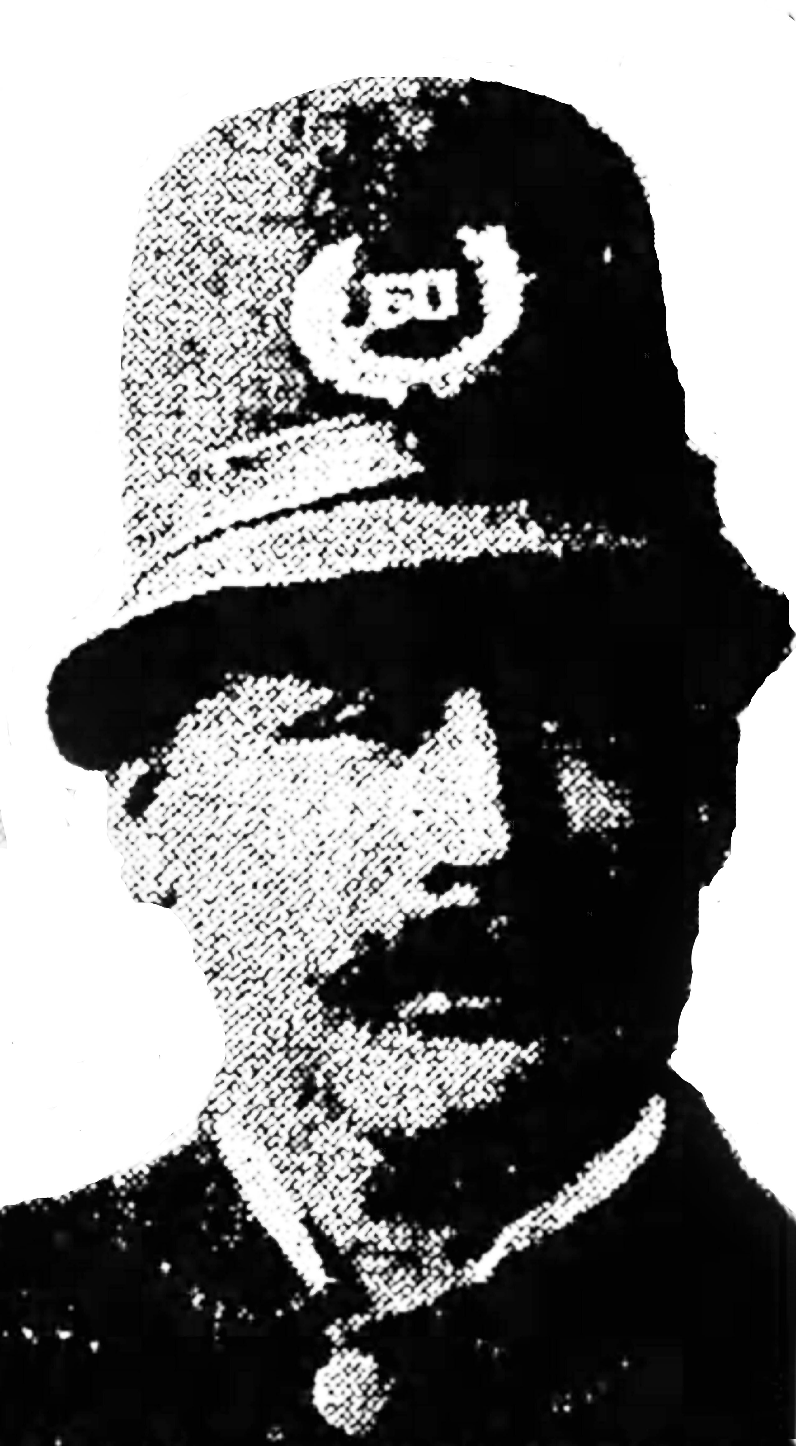Policeman Ellsworth G. Deitz | Bridgeport Police Department, Connecticut
